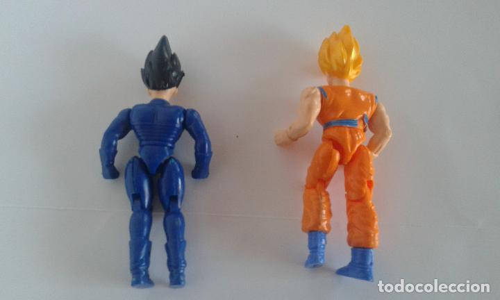 Figuras y Muñecos Manga: Dragon Ball Z, caja Model Kit Set nº 1 (Bandai, 1992) más 8 figuras sets 1 y 2 - Foto 15 - 154763418