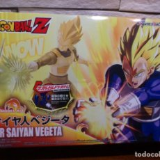 Figuras y Muñecos Manga: DRAGON BALL Z - SUPER SAIYAN VEGETA - MODEL KIT - FIGURA - BANDAI - NUEVO - PRECINTADO. Lote 158736430