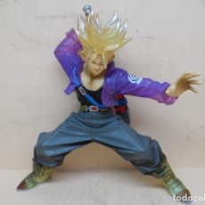 Figuras y Muñecos Manga: FIGURA DRAGON BALL Z TRUNKS ACTION 2007 BANPRESTO 20CM. Lote 164171914