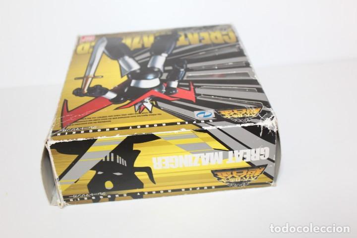 Figuras y Muñecos Manga: MAZINGER Z - SUPER ROBOT CHOGOKIN DE BANDAI - Foto 3 - 164807278