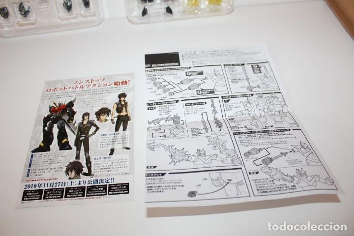 Figuras y Muñecos Manga: MAZINGER Z - SUPER ROBOT CHOGOKIN DE BANDAI - Foto 8 - 164807278