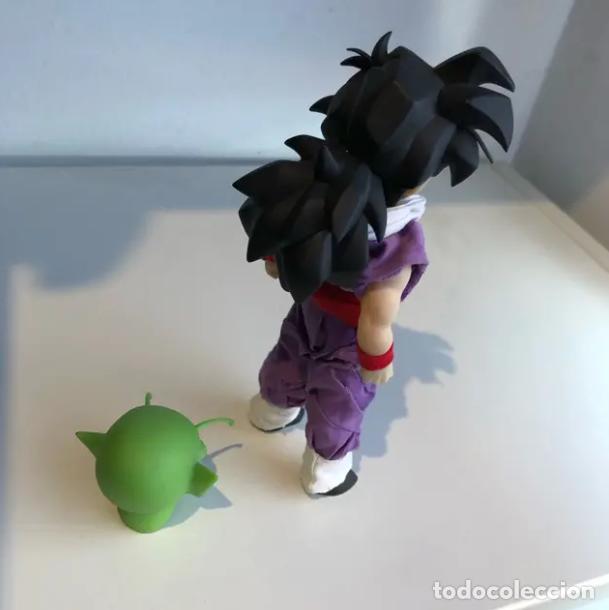 Figuras y Muñecos Manga: Dragon Ball Z Son Gohan + Piccolo head 1/6 -Medicom - Foto 5 - 165054598