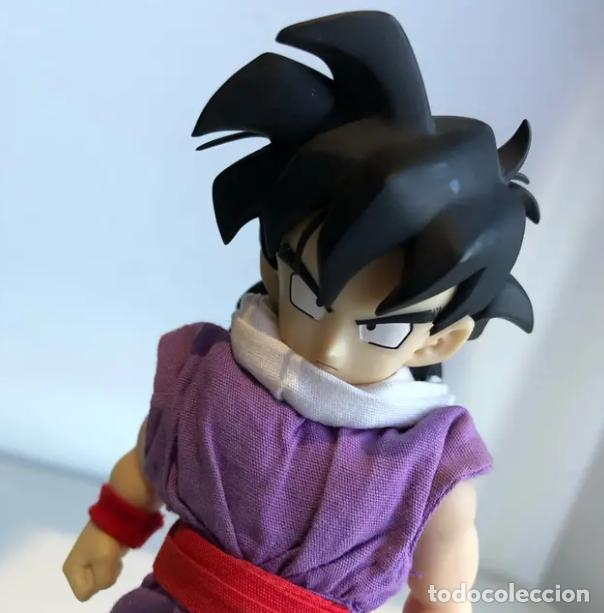 Figuras y Muñecos Manga: Dragon Ball Z Son Gohan + Piccolo head 1/6 -Medicom - Foto 6 - 165054598