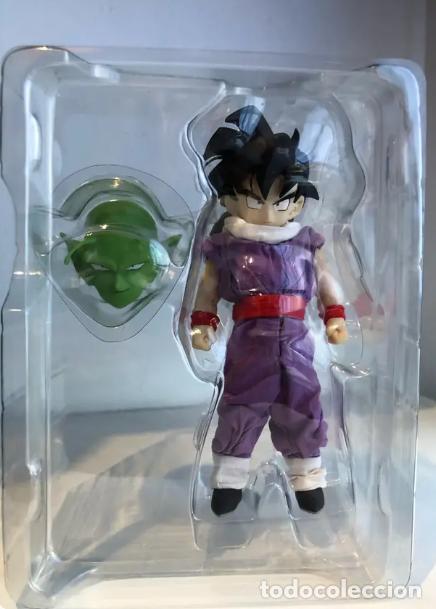 Figuras y Muñecos Manga: Dragon Ball Z Son Gohan + Piccolo head 1/6 -Medicom - Foto 7 - 165054598