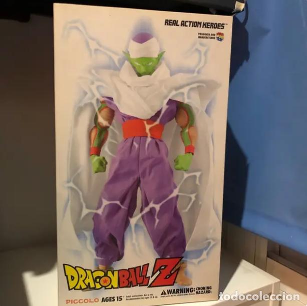 DRAGON BALL Z PICCOLO 1/6 FIGURE - RAH MEDICOM (Juguetes - Figuras de Acción - Manga y Anime)