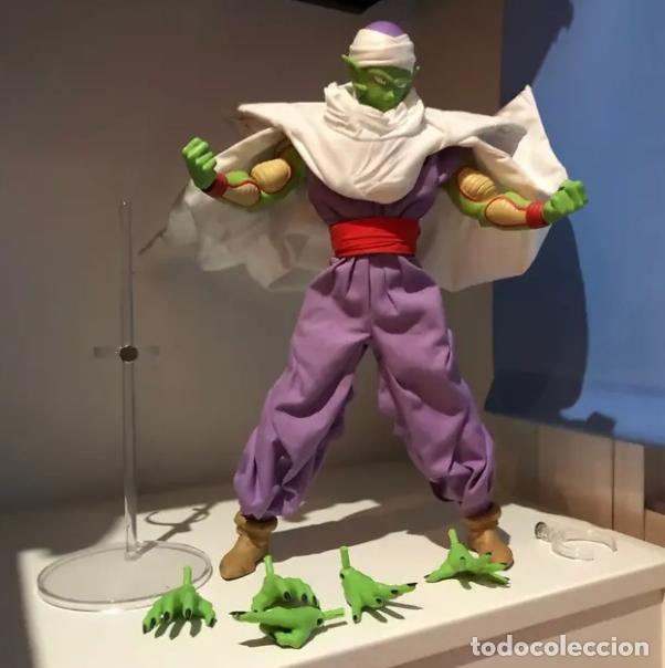 Figuras y Muñecos Manga: Dragon Ball Z Piccolo 1/6 Figure - RAH Medicom - Foto 6 - 165054770