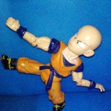 Figuras y Muñecos Manga: FIGURA DE ACCIÓN KRILLIN DRAGONBALL Z 1987. Lote 165921486