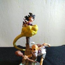 Figuras y Muñecos Manga: DRAGON BALL IMAGINATION GOKU DUENDE TORTUGA. Lote 166705902