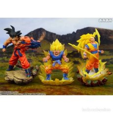 Figuras y Muñecos Manga: DRAGON BALL SON GOKU FIGURA 10 CM DRAGON BALL Z (PVP POR FIGURA). Lote 167125804