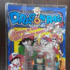 Figuras y Muñecos Manga: PRECINTADO FASCÍCULO Y FIGURA DRAGON BALL SALVAT KAITO, LEGEND OF MANGA, HACHETTE. Lote 167524820
