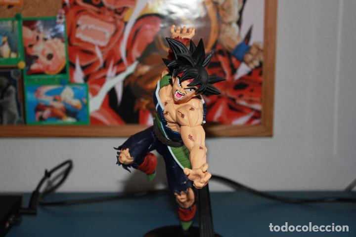 Figuras y Muñecos Manga: Bardock Dragon Ball Z Figure - Banpresto SCulture Big Budoukai - Original Japan - Foto 3 - 167859880
