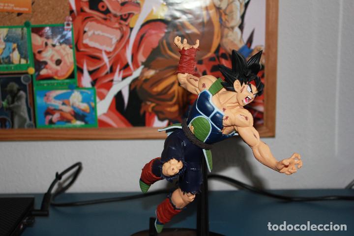Figuras y Muñecos Manga: Bardock Dragon Ball Z Figure - Banpresto SCulture Big Budoukai - Original Japan - Foto 5 - 167859880