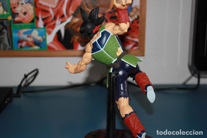 Figuras y Muñecos Manga: Bardock Dragon Ball Z Figure - Banpresto SCulture Big Budoukai - Original Japan - Foto 7 - 167859880