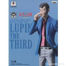 Figuras y Muñecos Manga - LUPIN III THE THIRD FIGURA 26 CM MASTER STARS PIECE - 167930036