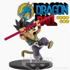 Figuras y Muñecos Manga: DRAGON BALL SON GOKU NIÑO LUCHA FIGURA 16 CM SON GOKU. Lote 167935248