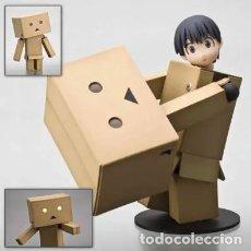 Figuras y Muñecos Manga: FIGURA FIGMA DANBOARD YOTSUBA. Lote 167936504