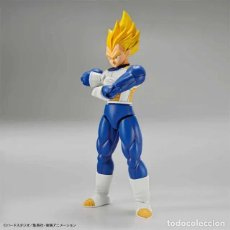 Figuras y Muñecos Manga: DRAGON BALL VEGETA SUPER SAIYAN MODEL KIT FIGURA 1. Lote 167939456