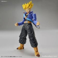 Figuras y Muñecos Manga: DRAGON BALL TRUNKS SUPER SAIYAN MODEL KIT FIGURA 1. Lote 167939544