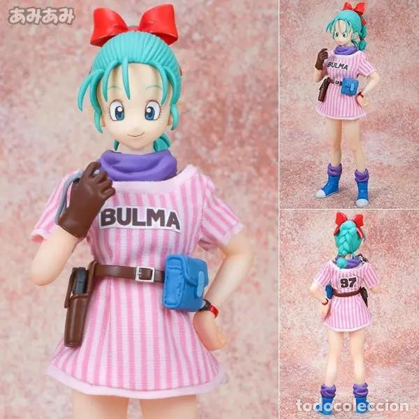 FIGURA BULMA DIMENSIONS OF DRAGON BALL (Juguetes - Figuras de Acción - Manga y Anime)