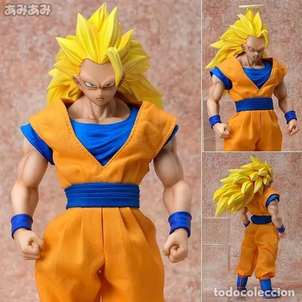 FIGURA GOKU SSJ3 DIMENSIONS OF DRAGON BALL (Juguetes - Figuras de Acción - Manga y Anime)