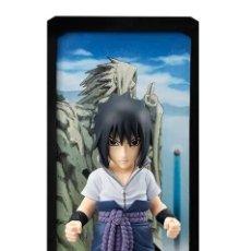 Figuras y Muñecos Manga: SASUKE UCHIHA FIGURA 9 CM NARUTO SHIPPUDEN TAMASHII BUDDIES. Lote 167982392