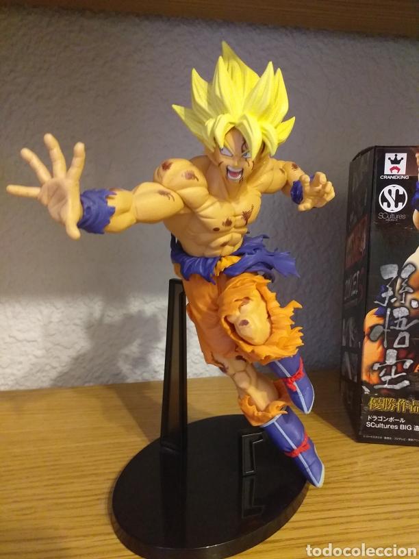Figuras y Muñecos Manga: Figura Goku Colosseum vol.5 - Foto 2 - 168002244