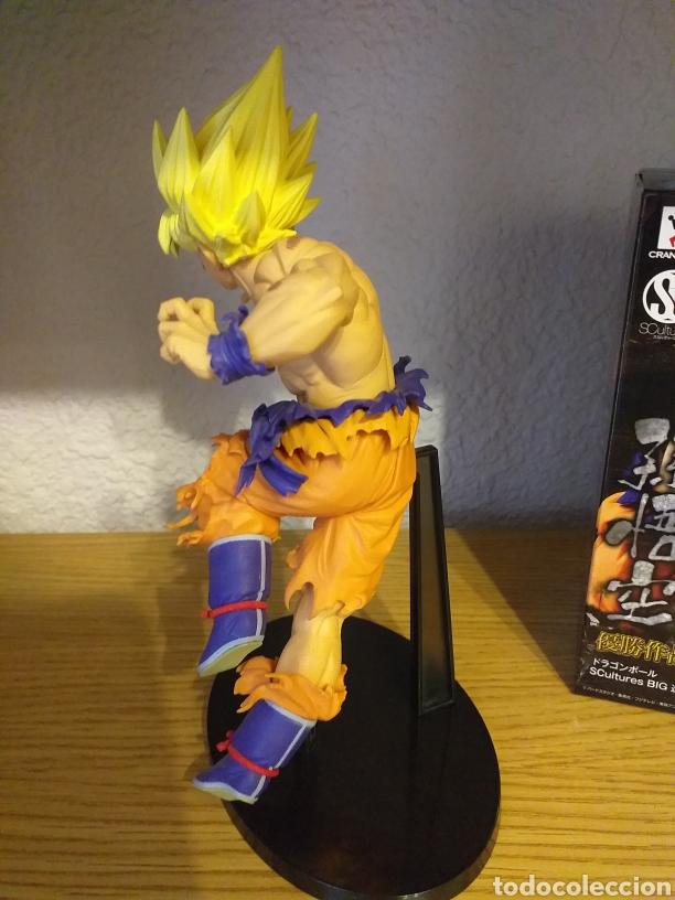 Figuras y Muñecos Manga: Figura Goku Colosseum vol.5 - Foto 3 - 168002244