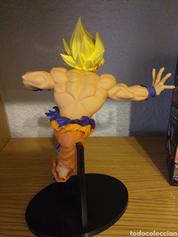 Figuras y Muñecos Manga: Figura Goku Colosseum vol.5 - Foto 4 - 168002244