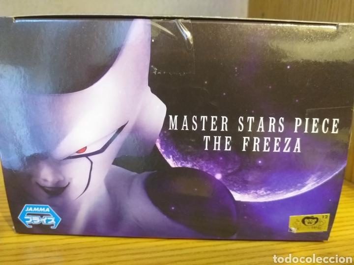 Figuras y Muñecos Manga: Figura Freezer Master Stars Piece - Foto 4 - 168003548