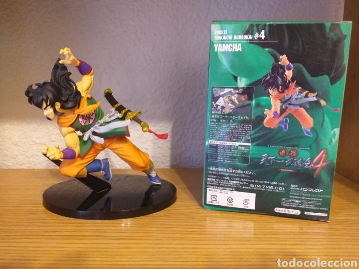 FIGURA YAMCHA COLOSSEUM VOL.4 (Juguetes - Figuras de Acción - Manga y Anime)