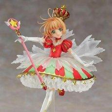 Figuras y Muñecos Manga: CARD CAPTOR SAKURA SAKURA ESTATUA 27CM. Lote 168045804