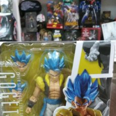 Figuras y Muñecos Manga - GOGETA SUPER SAIYAN BLUE DRAGON BALL SH FIGUARTS TAMASHII NATIONS BANDAI - 168199704