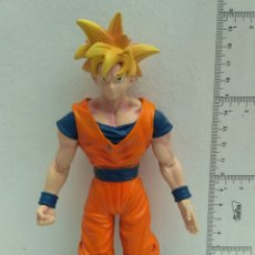 Figuras y Muñecos Manga: FIGURA DE ACCIÓN DBZ DRAGÓN BALL Z GOKU FUN 2004 JAKKS. Lote 168255629