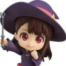 Figuras y Muñecos Manga: LITTLE WITCH ACADEMIA ATSUKO KAGARI 10CM NENDOROID. Lote 168399016