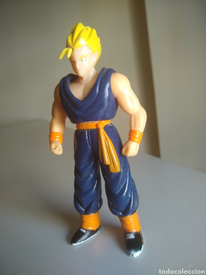 Figuras y Muñecos Manga: Lote 19 figuras Dragon ball años 90 - Foto 12 - 168752122