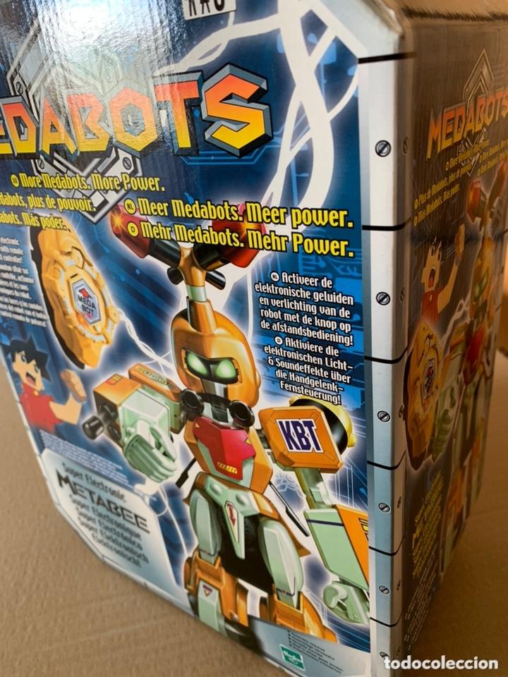 Figuras y Muñecos Manga: MEDABOTS- Metabee Super Electrónico - Foto 3 - 205453810