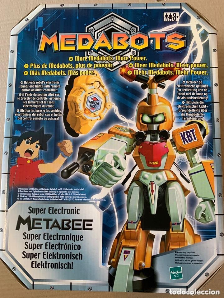 MEDABOTS- METABEE SUPER ELECTRÓNICO (Juguetes - Figuras de Acción - Manga y Anime)