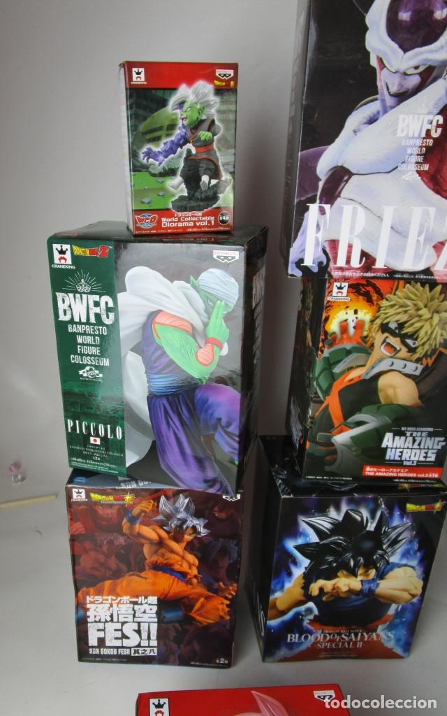 Figuras y Muñecos Manga: SUPER LOTE MANGA DRAGON BALL Y MAS 17 FIGURAS - Foto 3 - 172611689