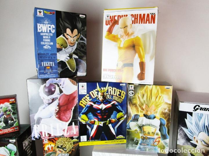 Figuras y Muñecos Manga: SUPER LOTE MANGA DRAGON BALL Y MAS 17 FIGURAS - Foto 4 - 172611689