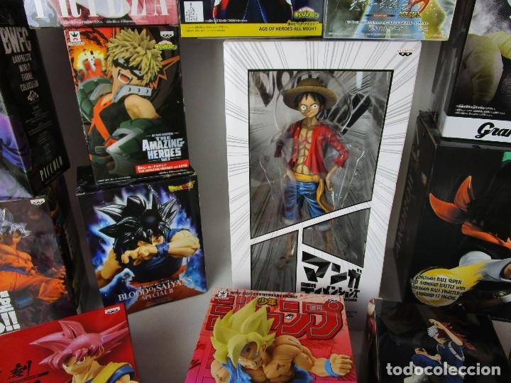 Figuras y Muñecos Manga: SUPER LOTE MANGA DRAGON BALL Y MAS 17 FIGURAS - Foto 5 - 172611689