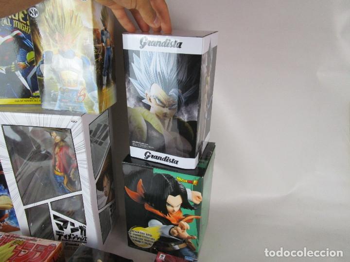 Figuras y Muñecos Manga: SUPER LOTE MANGA DRAGON BALL Y MAS 17 FIGURAS - Foto 6 - 172611689