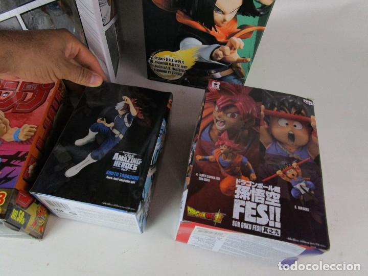 Figuras y Muñecos Manga: SUPER LOTE MANGA DRAGON BALL Y MAS 17 FIGURAS - Foto 7 - 172611689