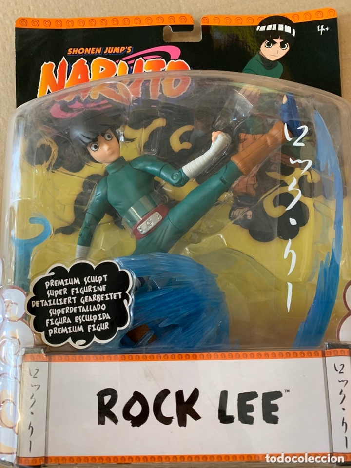 Figuras y Muñecos Manga: NARUTO ROCK LEE - Foto 2 - 172778382