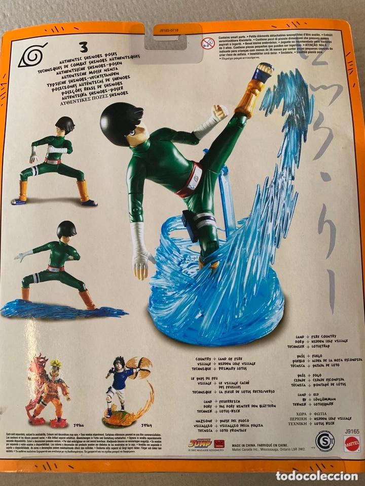 Figuras y Muñecos Manga: NARUTO ROCK LEE - Foto 3 - 172778382