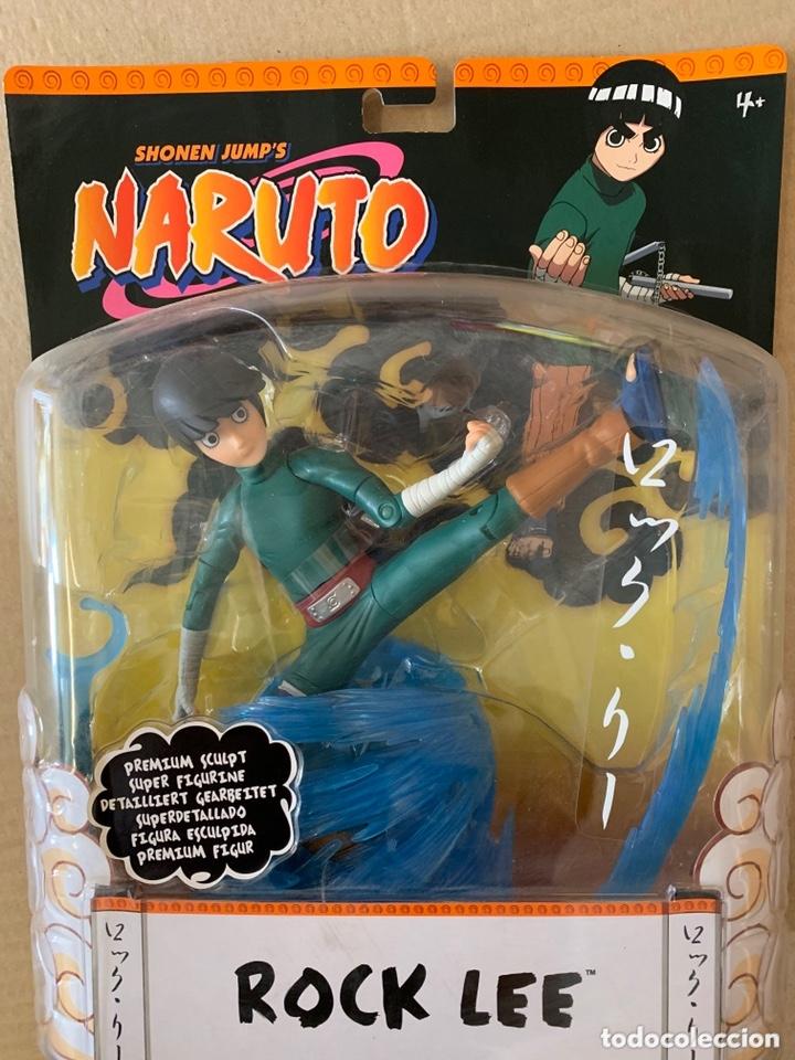 NARUTO ROCK LEE (Juguetes - Figuras de Acción - Manga y Anime)