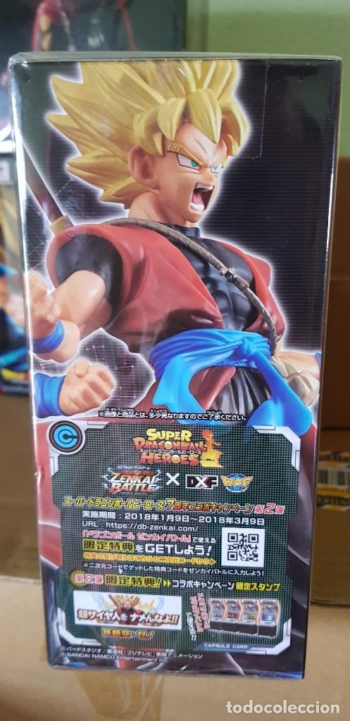 Figuras y Muñecos Manga: SUPER DRAGON BALL , SON GOKU XENO-MASKED SAIYAN HEROES DXF 7 TH ANVIVERSARIO 2018 NUEVAS - Foto 4 - 172983264