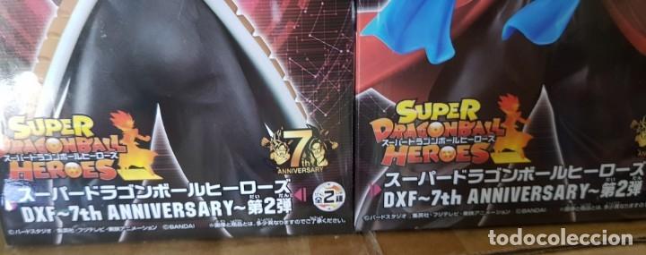 Figuras y Muñecos Manga: SUPER DRAGON BALL , SON GOKU XENO-MASKED SAIYAN HEROES DXF 7 TH ANVIVERSARIO 2018 NUEVAS - Foto 10 - 172983264