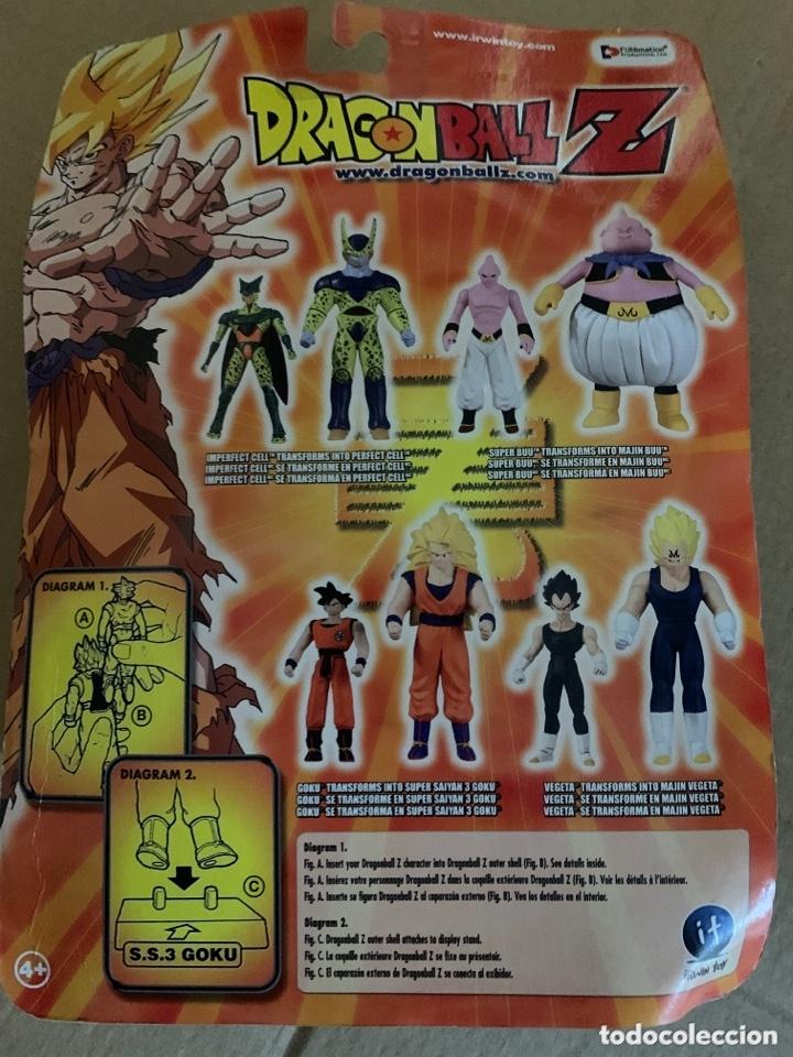 Figuras y Muñecos Manga: DRAGONBALL Z Secret SAIYAN Warriors - Foto 3 - 173192738