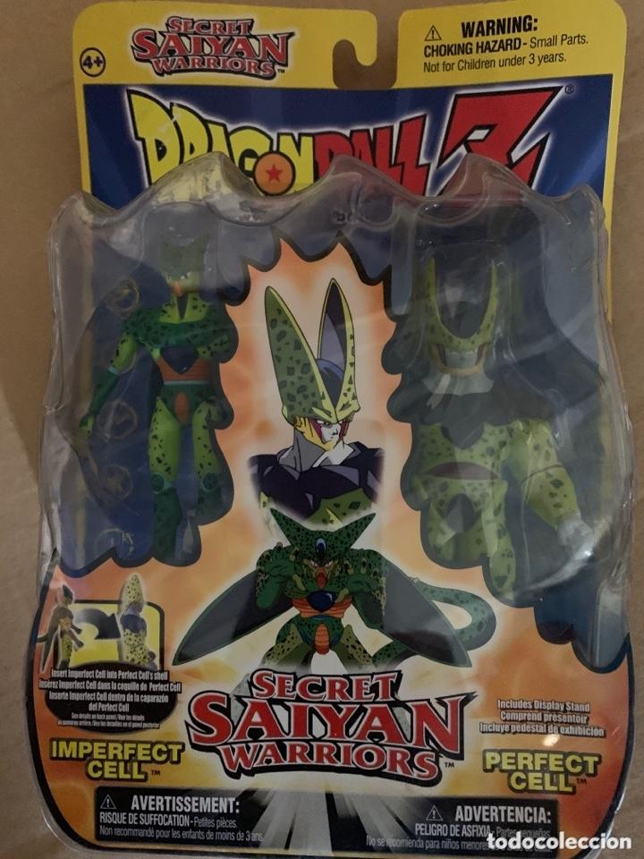 DRAGONBALL Z SECRET SAIYAN WARRIORS (Juguetes - Figuras de Acción - Manga y Anime)