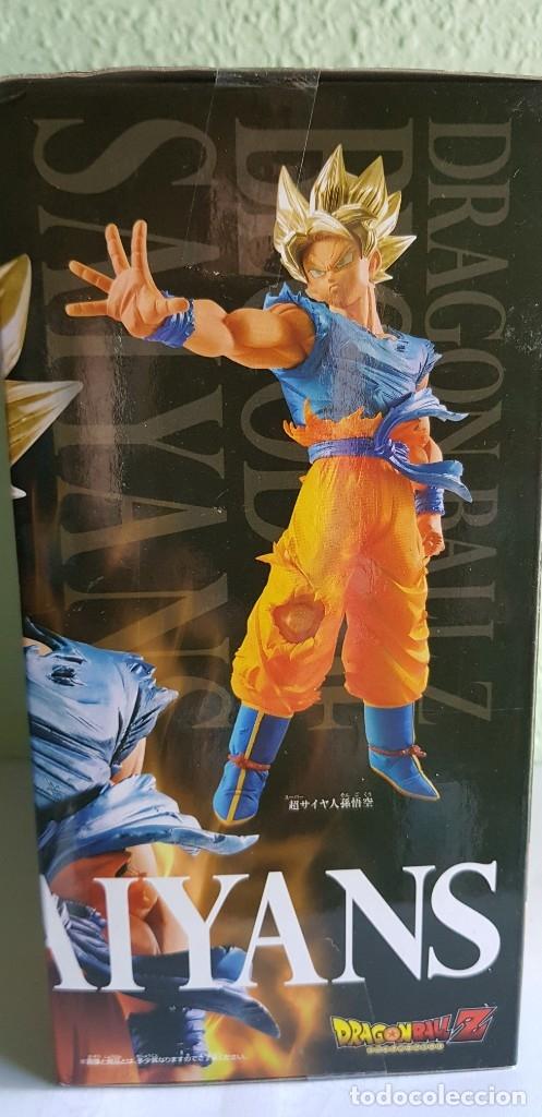 Figuras y Muñecos Manga: DBZ, SON GOKU SUPER SAIYAN 2018 - Foto 4 - 173439380